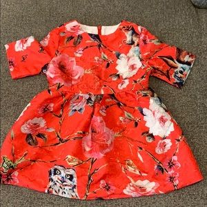 Other - Brand new dress size 5 from smoke/pet free home
